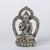 Boeddha Amoghasiddhi 4,5 cm