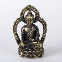 Boeddha Akshobhya 4.5 cm