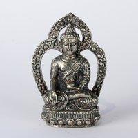 Boeddha Ratnasambhava 4,5 cm