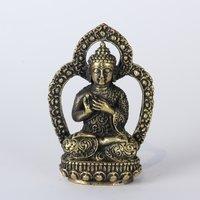 Boeddha Vairochana 4,5 cm