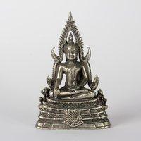 Thai boeddha Chinnaraj, groot 6 cm