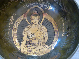 Klankschaal boeddha