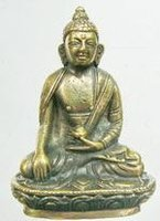 Boeddha Sakyamuni 5 cm