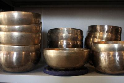 Klankschaal bengali diameter 20 t/m 22 cm