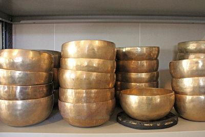 Klankschaal bengali diameter 16 t/m 19 cm